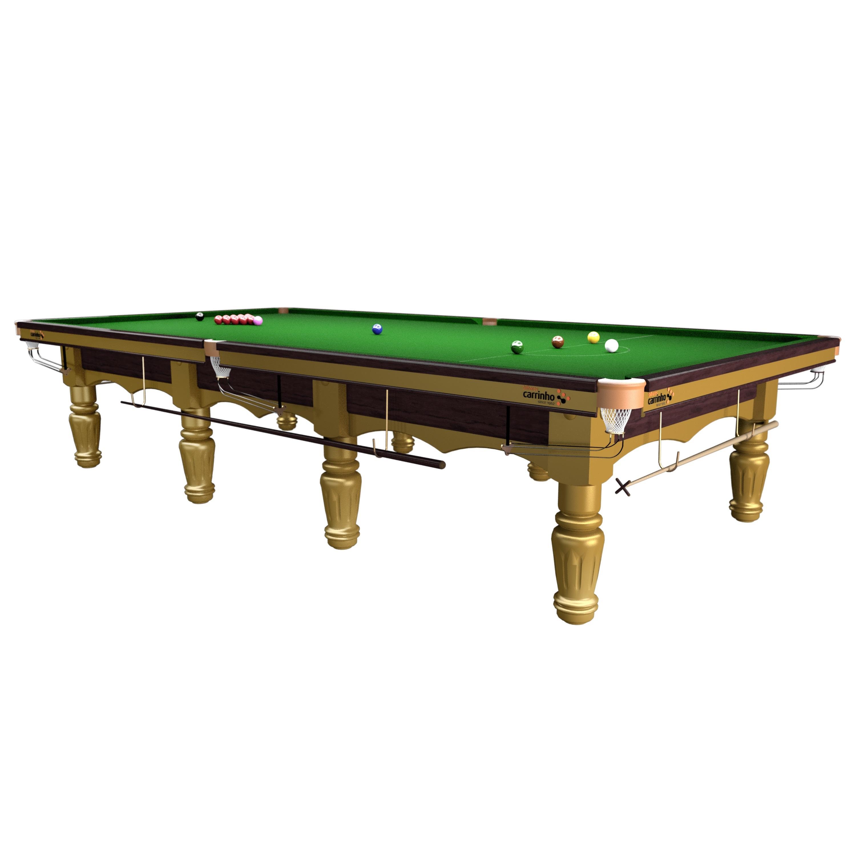 Snooker Omega 12 ´