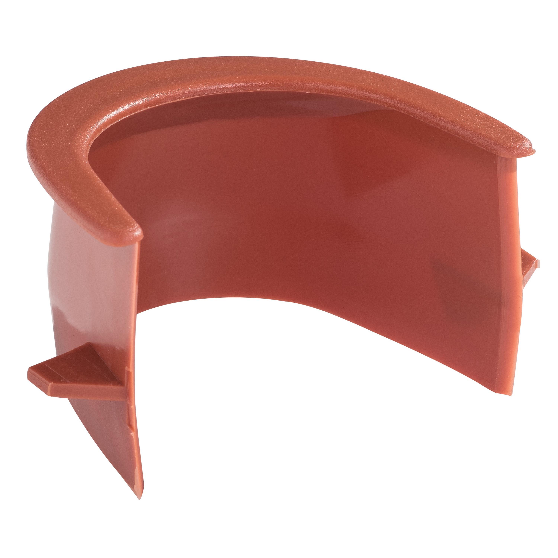 Canto Plástico Castanho BC (Grande)