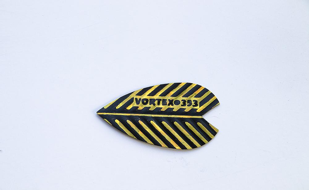 Voadores Vortex 353 Amarelo