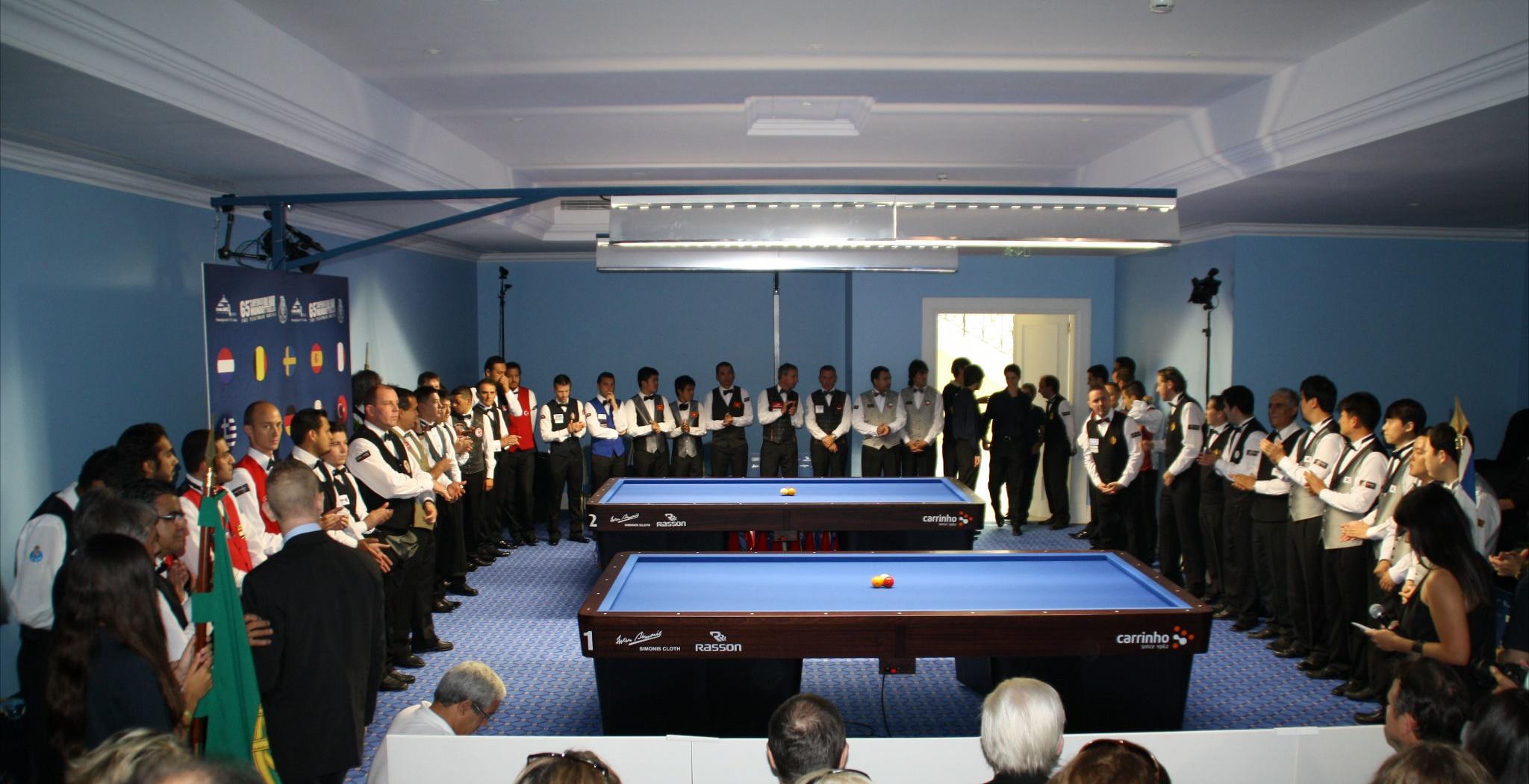 Mesa de Bilhar Livre Seul T/310 de campeonato