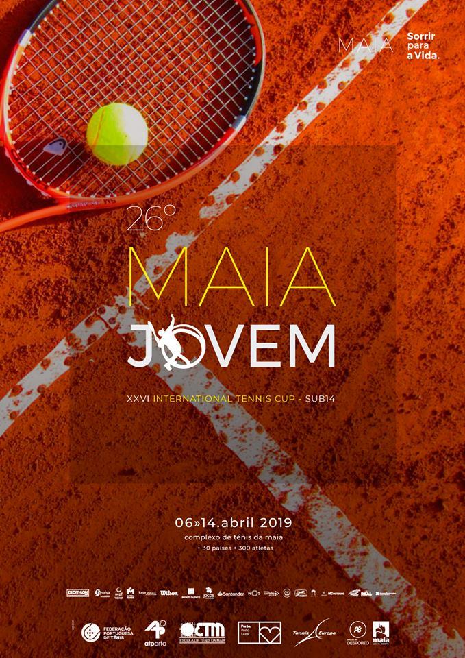 Taça Internacional Maia Jovem 2019