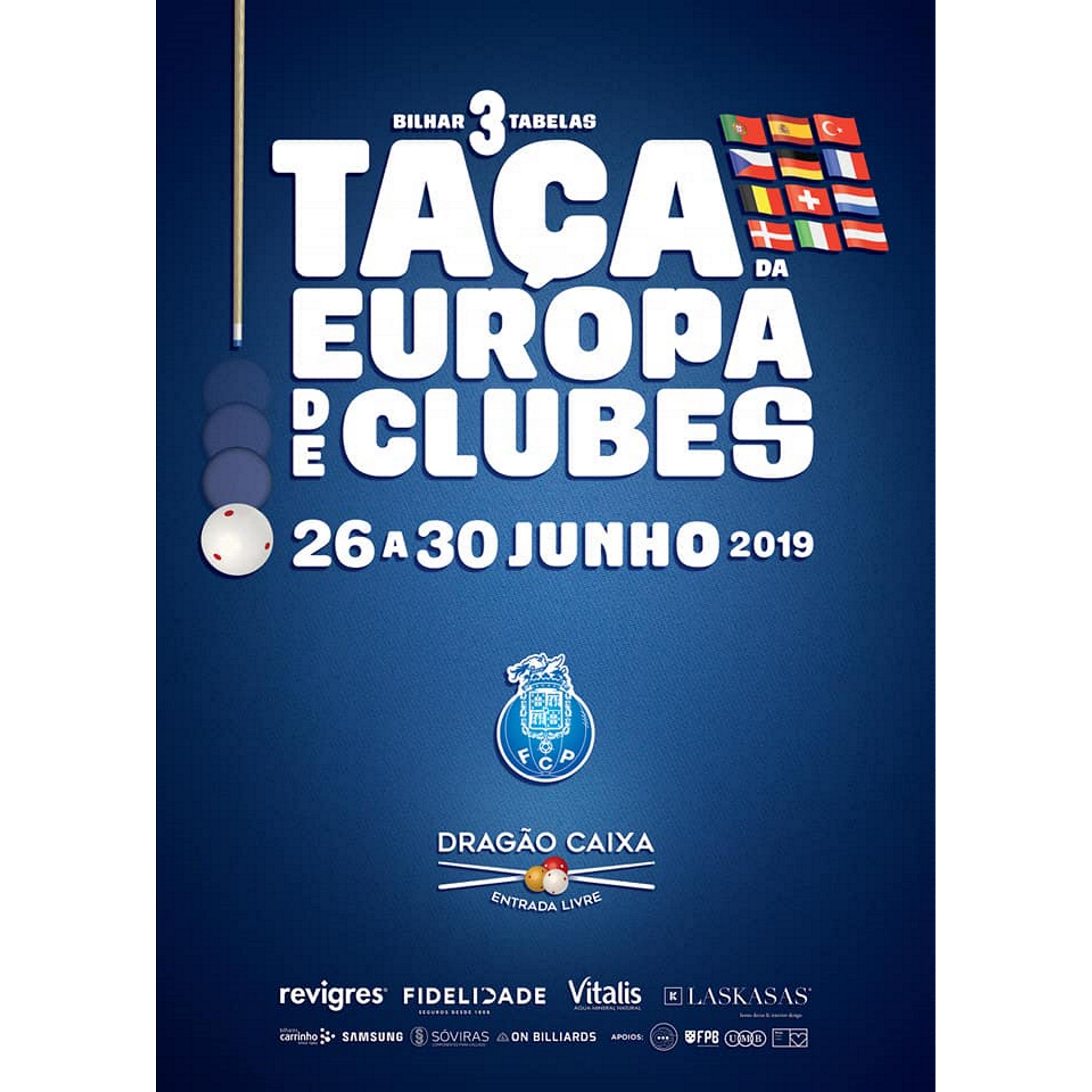 Taça da Europa de Clubes 2019