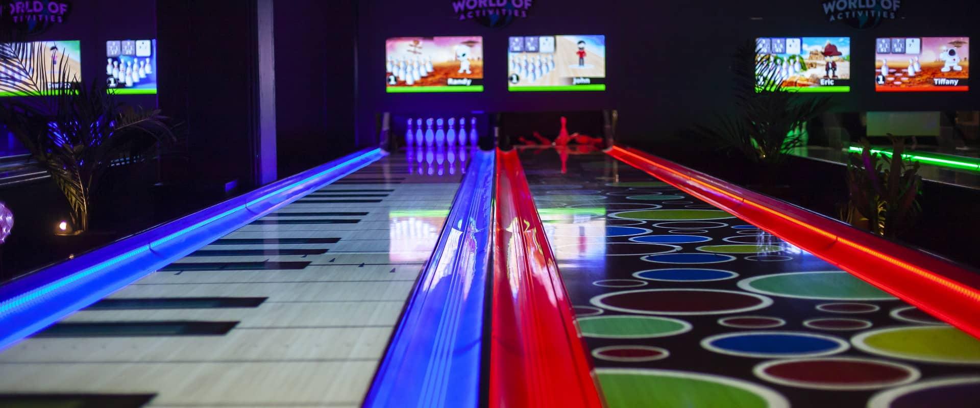 Interactive Bowling