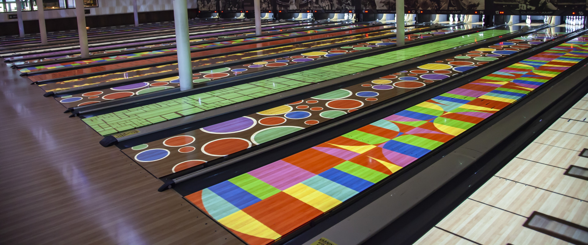 Interactive Bowling Party