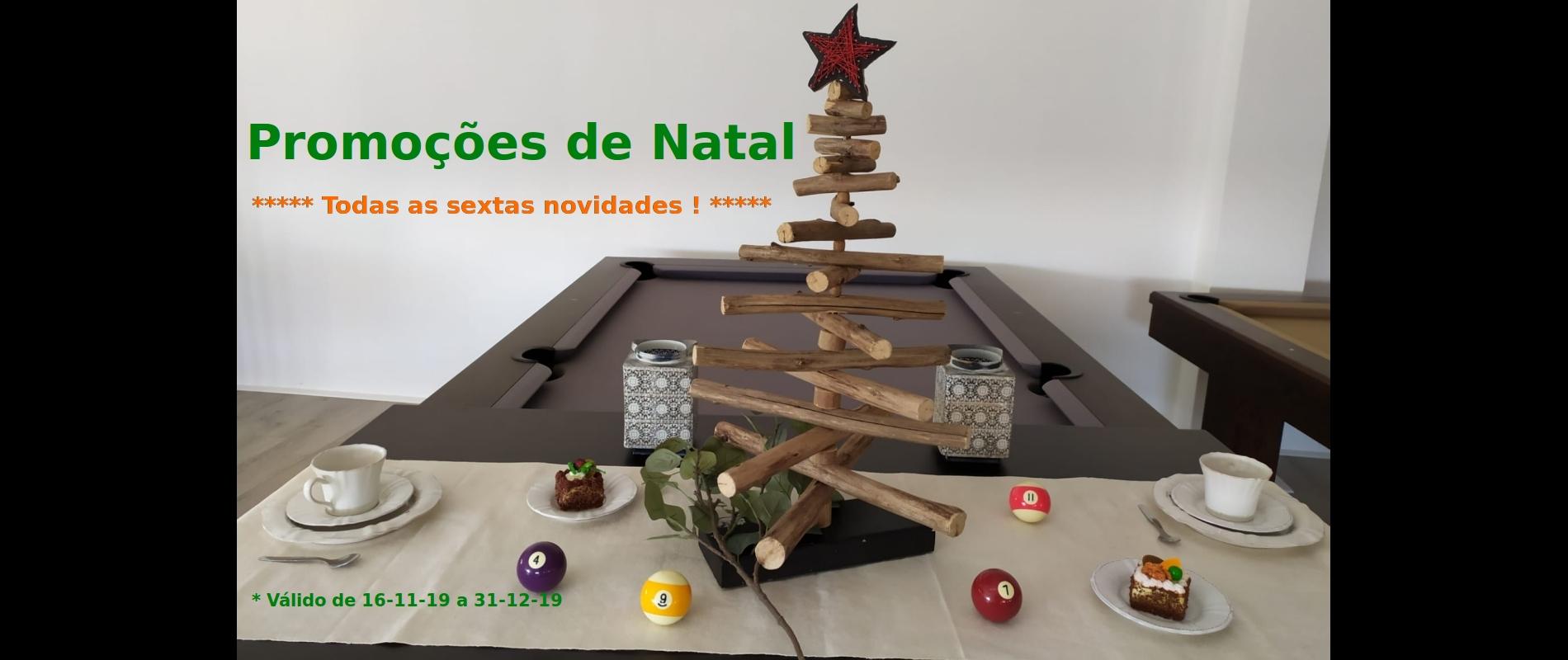 Promocões Natal 2019