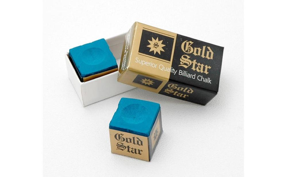 Giz Goldstar Azul (cx 2 unidades)