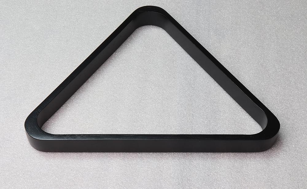 Triangulo Acabamento Preto