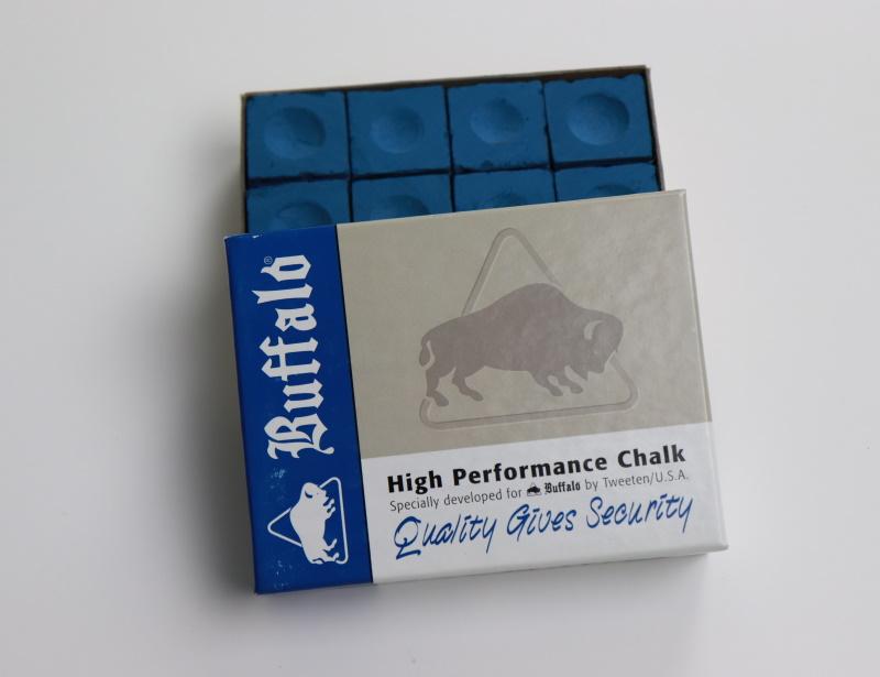 Giz Buffalo Azul (cx 12)