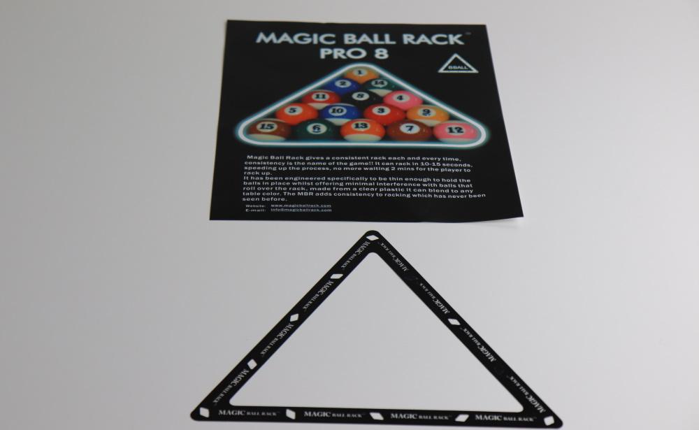 Triangulo mágico Pro 8