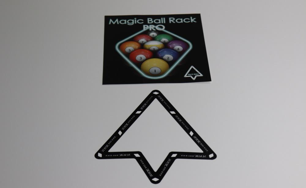 Triangulo mágico Pro 9 & 10