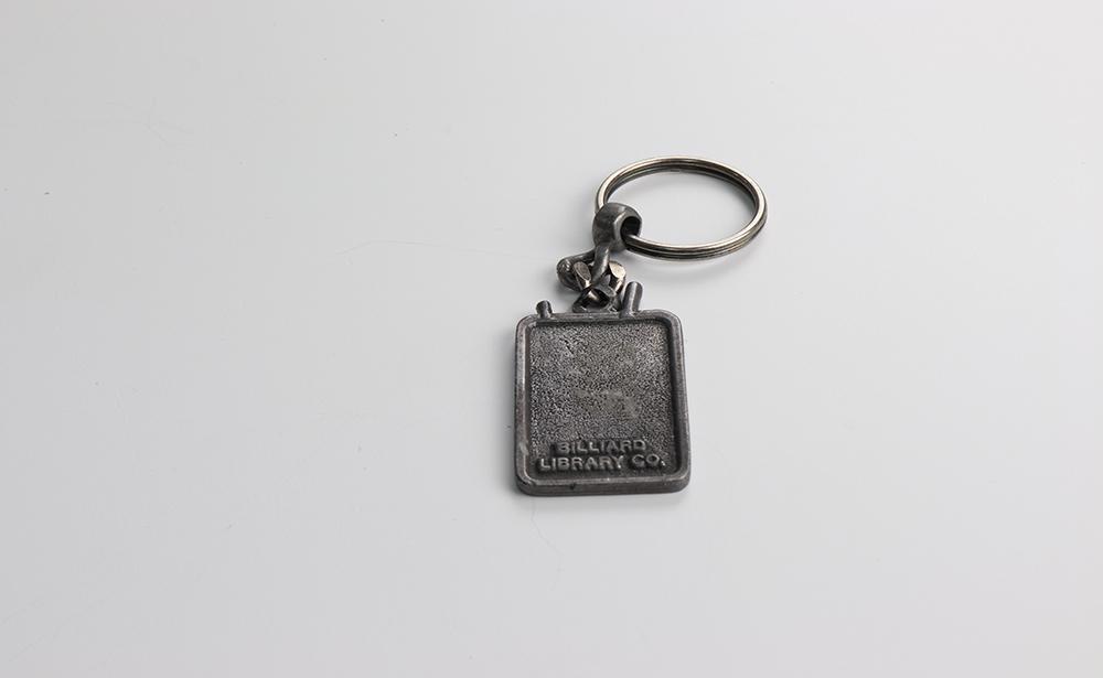 Porta chaves mesa de bilhar