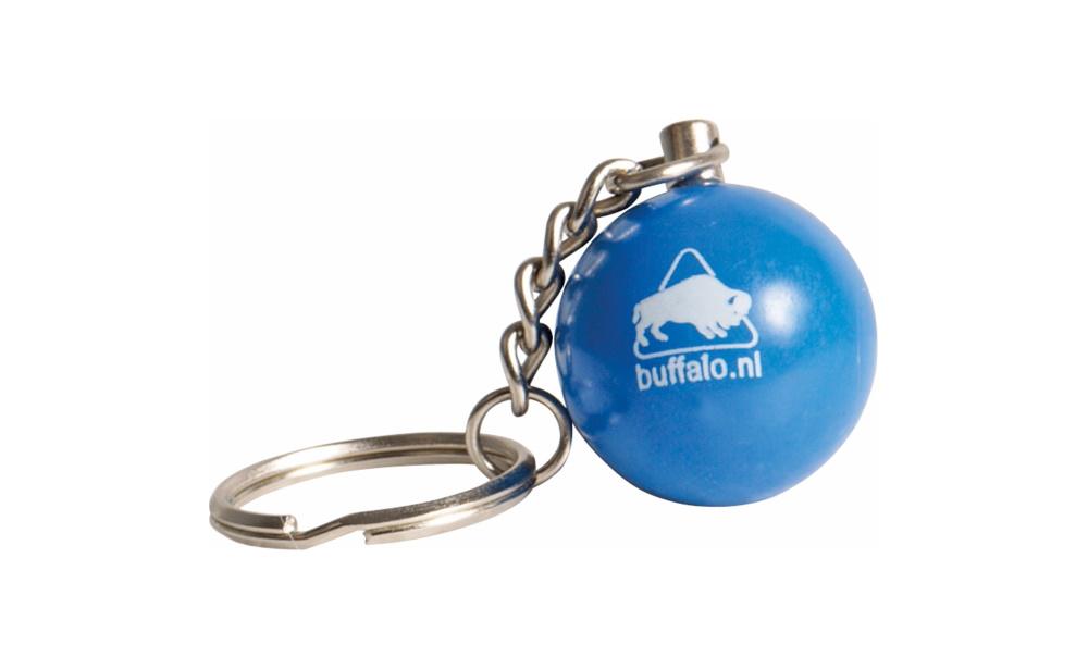 Porta Chaves Azul Buffalo