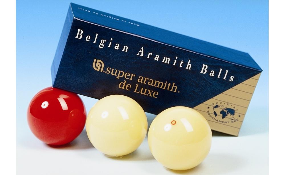 Jogo Bolas Super Aramith Deluxe 61,5mm