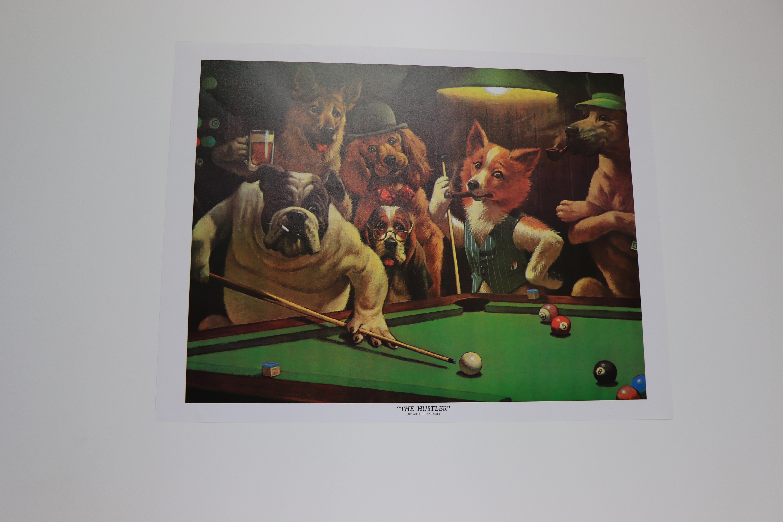 Poster coleção Cães set-5
