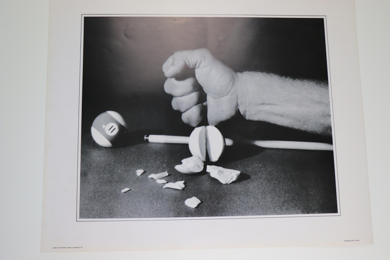 """Poster """"Frustration"""""""