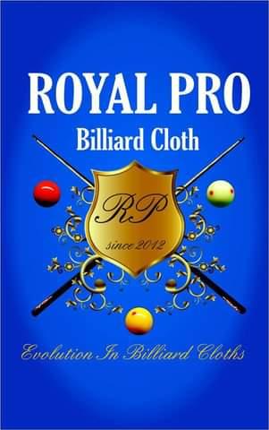 Corte de pano Royal Pro Pool 8´